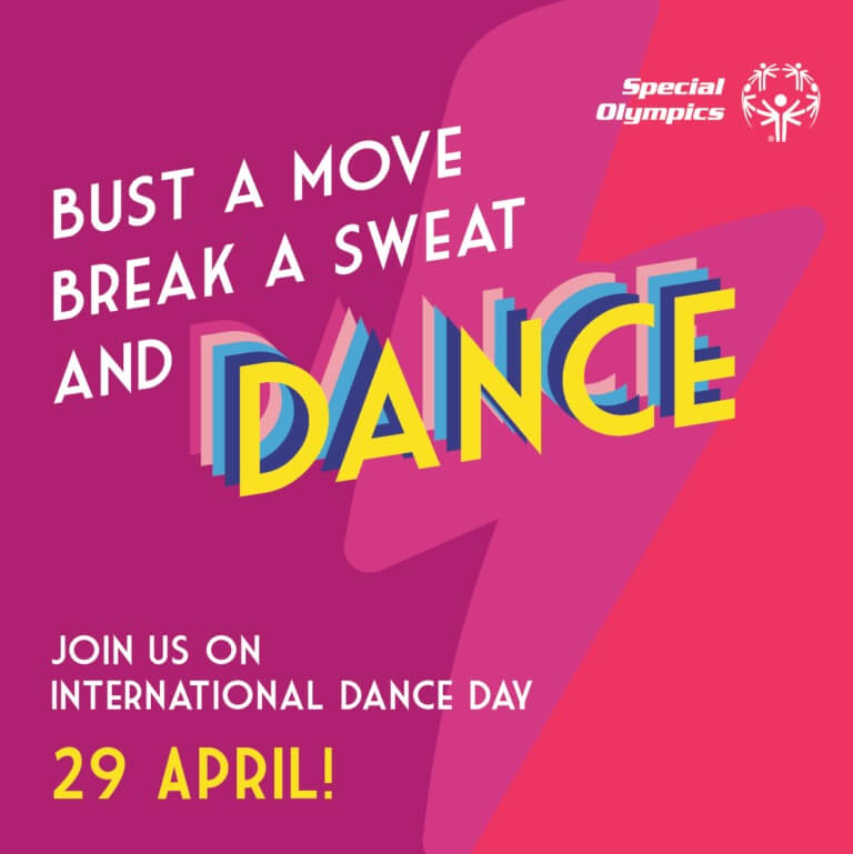 Image that promoted International Dance Day on April 29th.