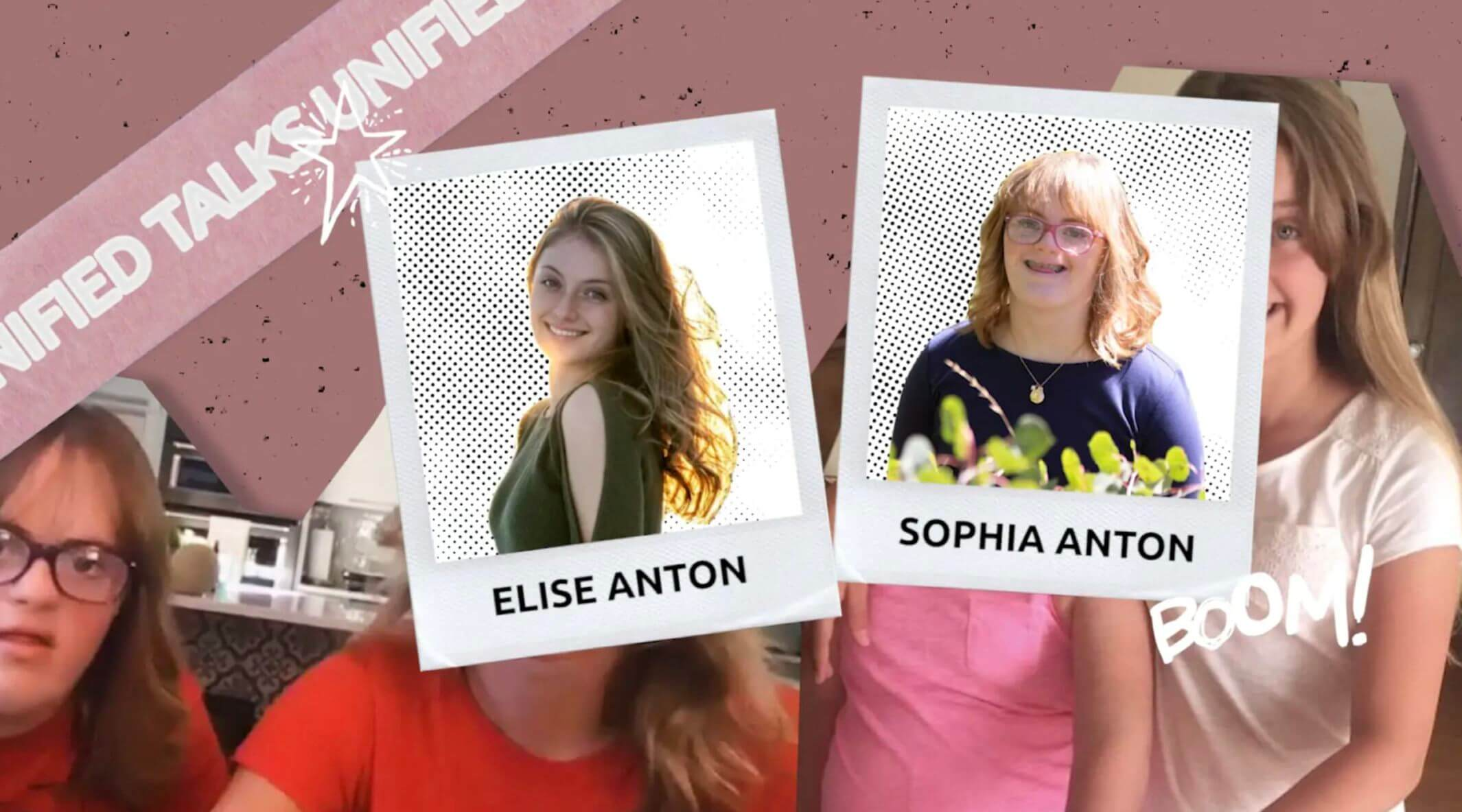 Unified Talks: Elise and Sophia Anton