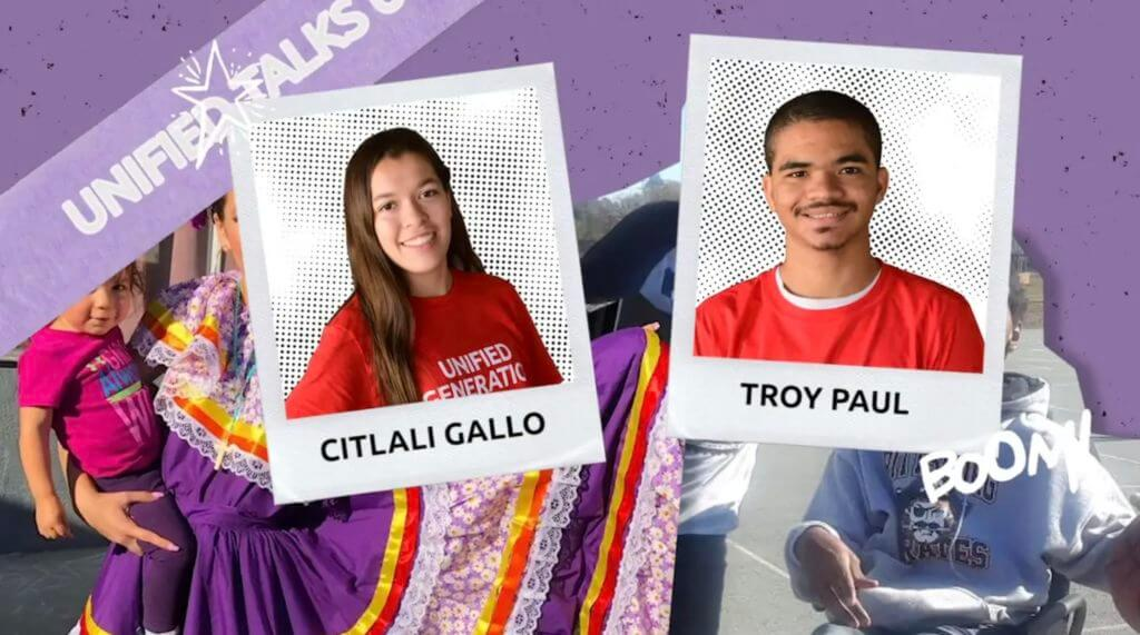 Unified Talk: Connections with Citlali and Troy