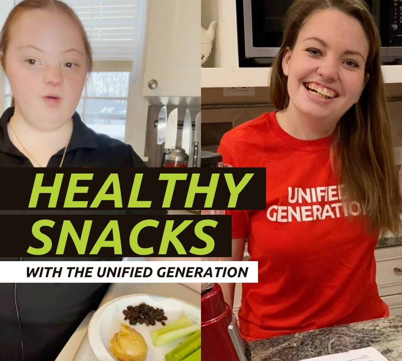 Healthy Snacks with the Unified Generation