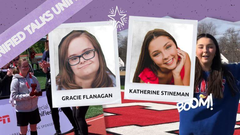 Unified Talks: Gracie and Katherine