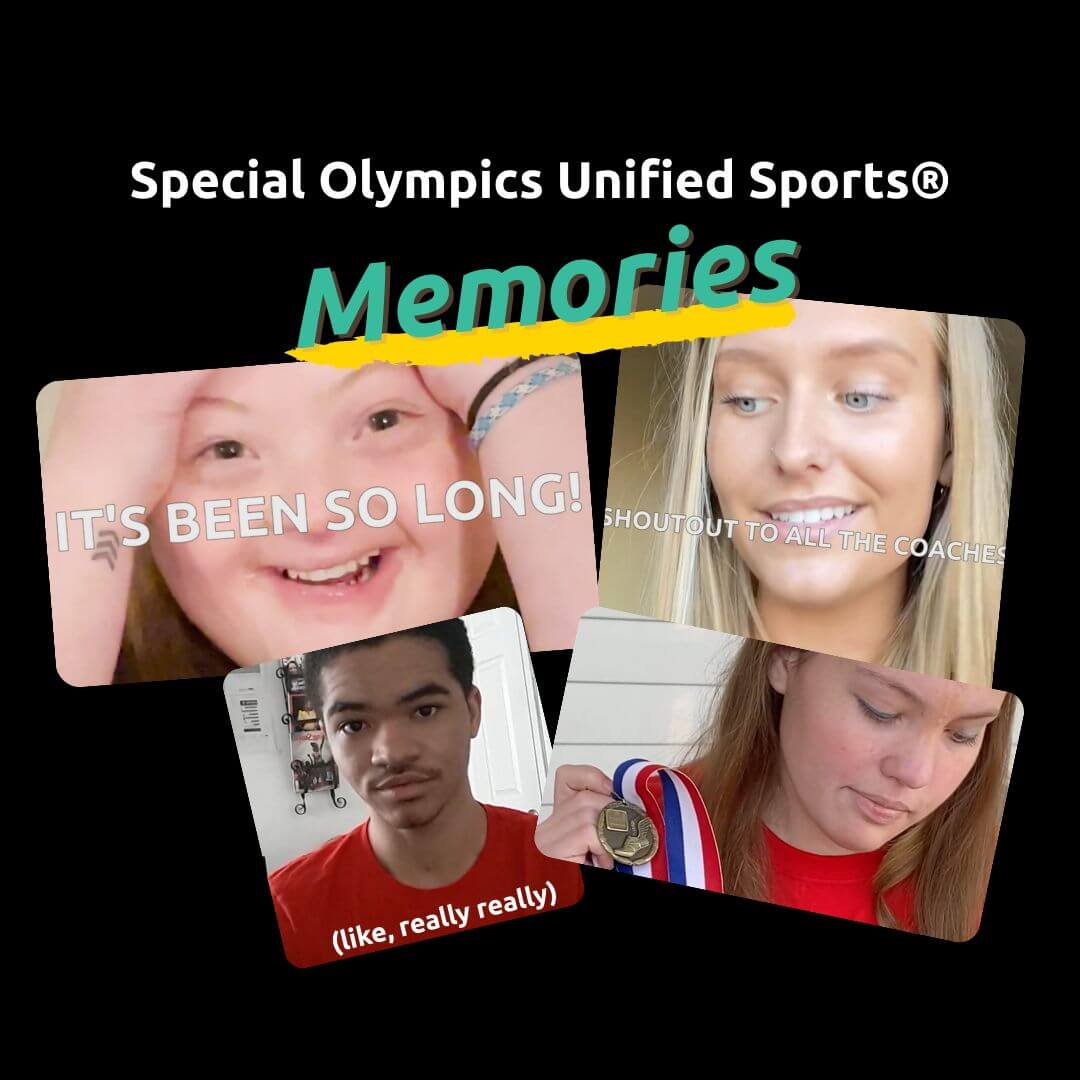 Special Olympics Unified Sports Memories