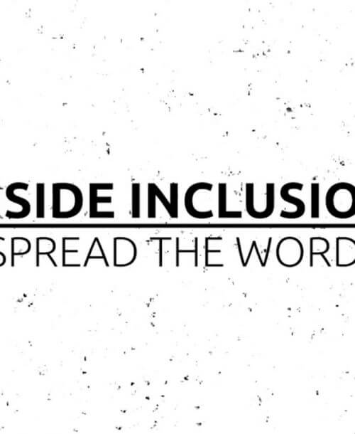 Inside Inclusion: Spread the Word Thumbnail