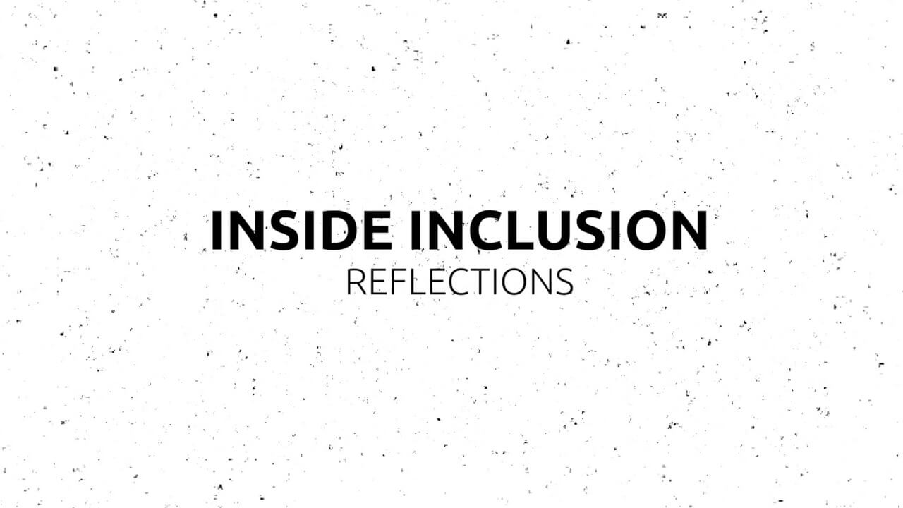 Inside Inclusion: Reflections