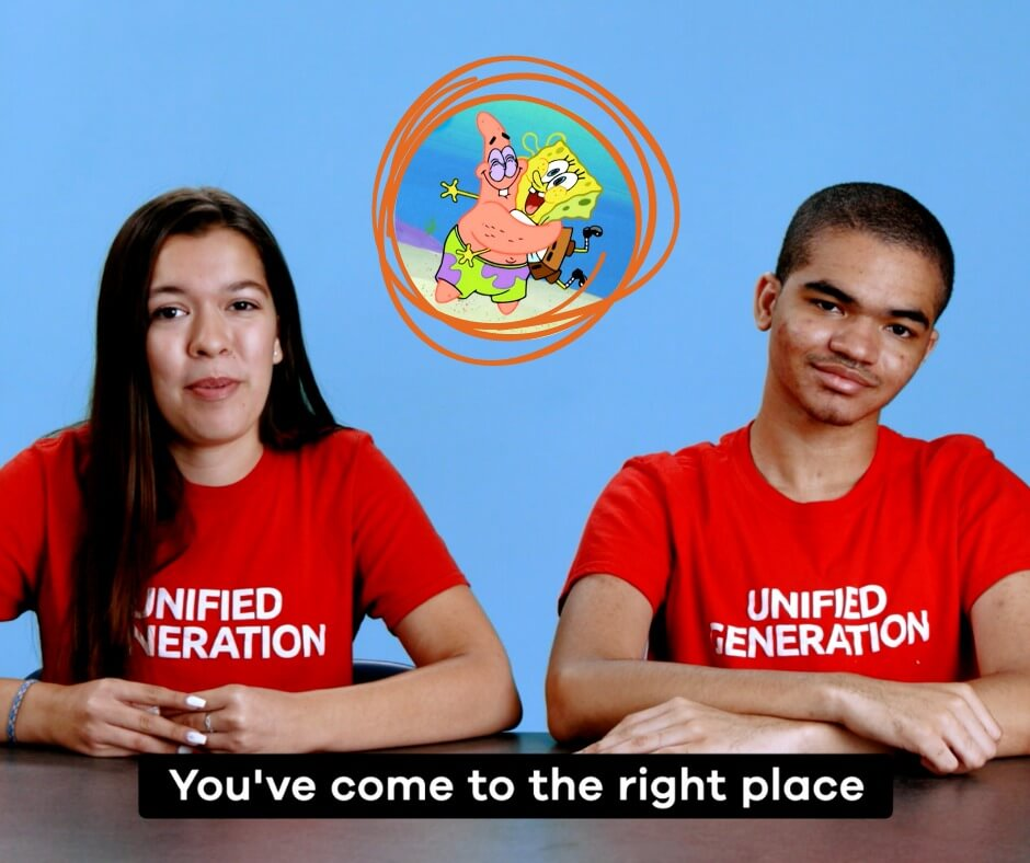 Unified Talks: Identity with Nickelodeon